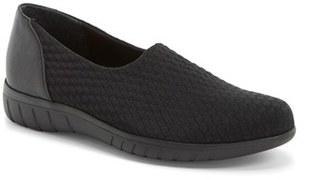 Women's Munro 'Cruise' Woven Slip-On Sneaker $189.95 thestylecure.com