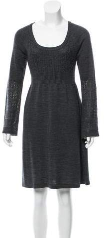 Calvin Klein Wool-Blend Sweater Dress w/ Tags