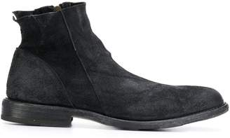 Fiorentini+Baker distressed ankle boots