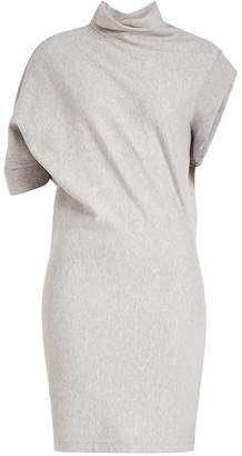 Maison Margiela Asymmetric Jersey Dress
