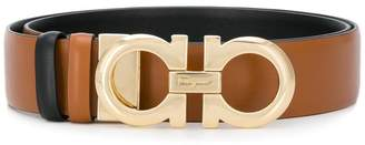 Salvatore Ferragamo Double Gancio reversable belt