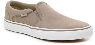 Vans Asher Deluxe Slip-On Sneaker - Women's