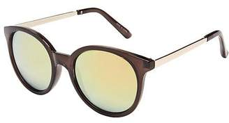 Old Navy Round Metal-Temple Sunglasses for Women