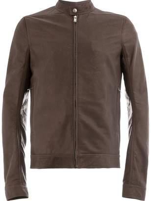 Rick Owens moto jacket