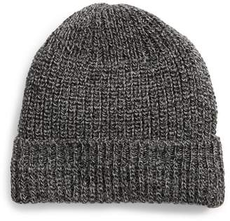 Wings + Horns Knit Wool Beanie
