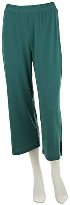 George Simonton Crystal Knit Crop Pants