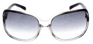 Dolce & Gabbana Gradient Square Sunglasses
