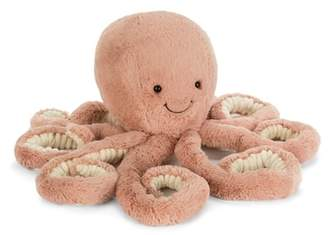 Jellycat Odell Octopus Stuffed Animal