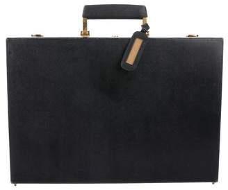 Gucci Vintage Leather Briefcase