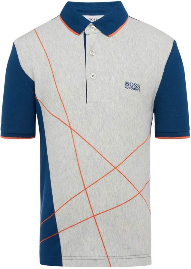 Buy Boys Short Sleeved Polo!