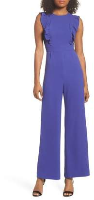 Charles Henry Ruffle Jumpsuit
