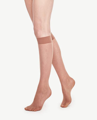 Ann Taylor Perfect Sheer Knee Highs