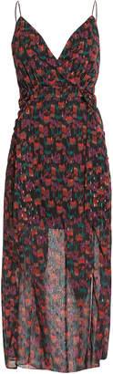 Stevie May Umi Floral Chiffon Dress