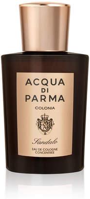 Acqua di Parma Colonia Sandalo Eau de Cologne Concentree, 3.4 oz./ 100 mL
