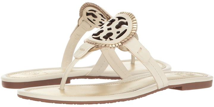 Tory Burch - Miller Fringe Sandal Women's Sandals