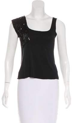 Maryam Nassir Zadeh Embellished Sleeveless Top