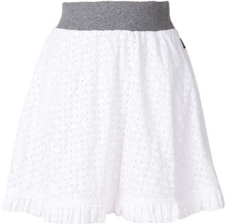 Love Moschino A-line mini skirt