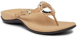 Vionic Karina Toepost Sandal - Wide Width Available