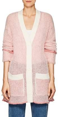 MM6 MAISON MARGIELA Women's Open-Knit Cardigan