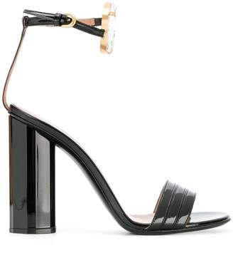 Marco De Vincenzo jewel strap sandals