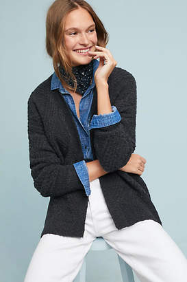 Moth Cable-Knit Cardigan