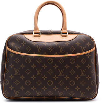 Louis Vuitton Deauville Monogram Brown