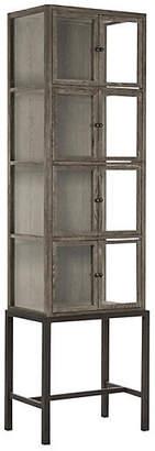 One Kings Lane Morgan Cabinet - Antiqued Natural
