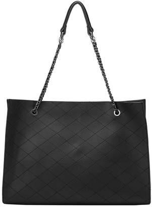 Melie Bianco Nova Vegan Leather Shoulder Bag