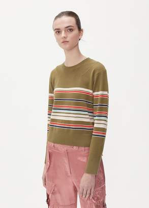 Sies Marjan Freddy Cashmere Striped Sweater