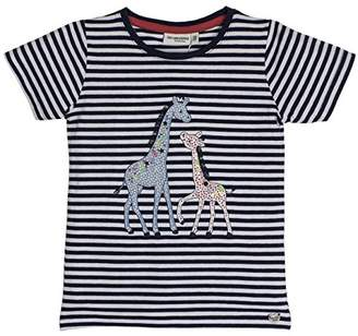 Salt&Pepper Salt & Pepper Salt and Pepper Girl's Wonderful Stripes T-Shirt