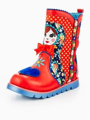 Irregular Choice Girls Mini Svetlana Boot