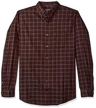 Van Heusen Men's Big and Tall Traveler Stretch Non Iron Long Sleeve Shirt
