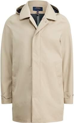 Ralph Lauren Waterproof Twill Coat