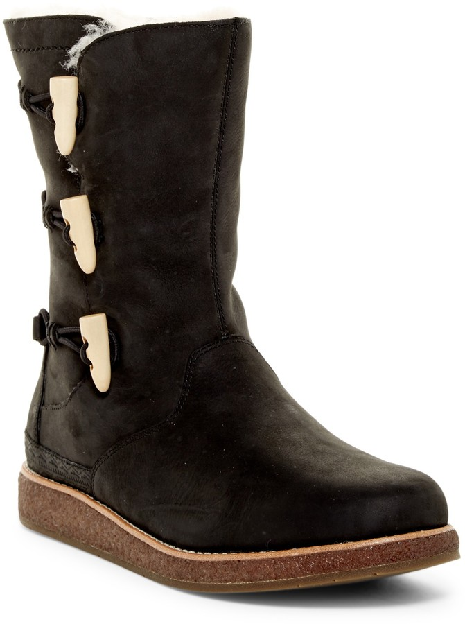UGGUGG Australia Kaya Genuine Shearling Lined Boot