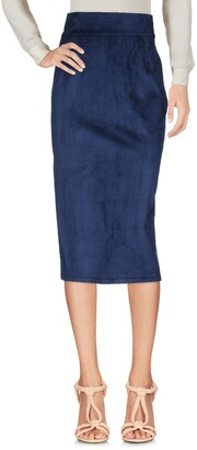 Pinko 3/4 length skirts