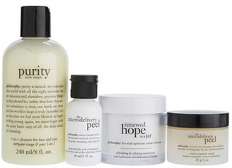 Philosophy 'Cleanse, Refine, Renew' Kit $75 thestylecure.com