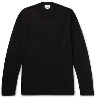 Acne Studios Nicha Merino Wool-Blend Sweater