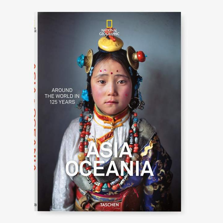 ABC Home National Geographic: Asia Oceania