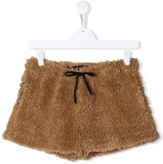 Touriste fluffy shorts