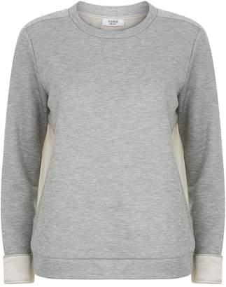 Peserico Silk Panel Sweater
