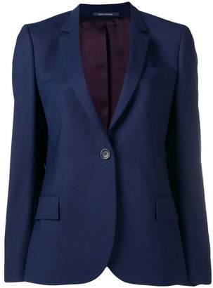 Paul Smith navy fitted blazer