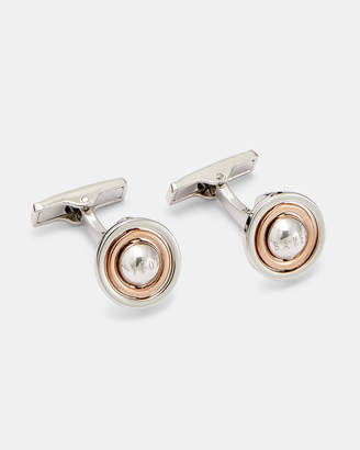 Ted Baker CELLO Rotating ball cufflinks