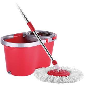 MOP Flymop Super 8S Spin Microfibre Red