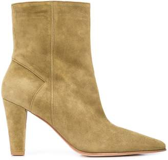 Alberto Fermani pointed ankle boots