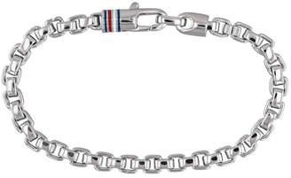 Tommy Hilfiger Men Stainless Steel Link Chain Bracelet