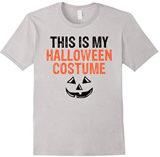 This Is My Halloween Costume 2017 Halloween T-shirt