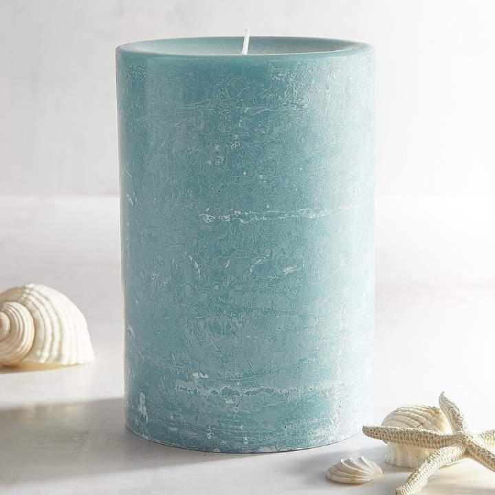 Sea Air Pillar Candle - 4x6
