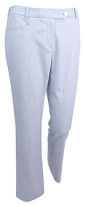 Calvin Klein Women's Petite Size Birdseye Pant