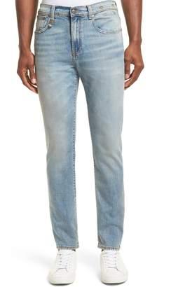 R 13 Boy Clean Jeans