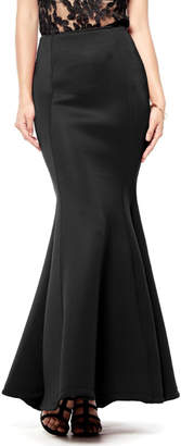 Gracia Neo Prene Maxi Skirt